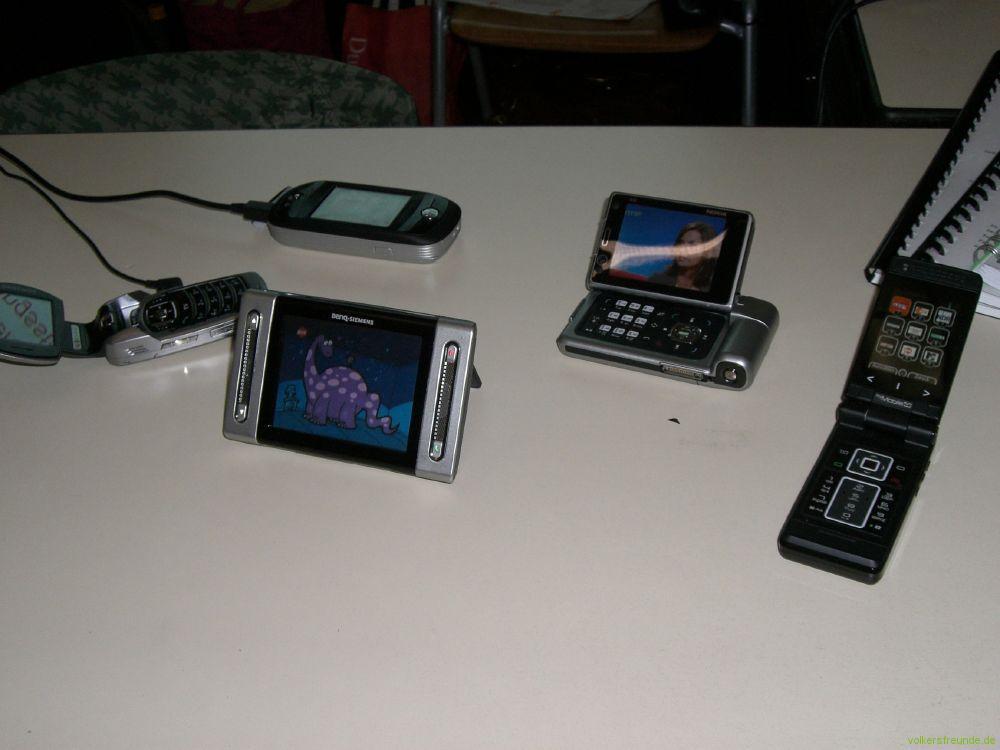 Mobile TV & Interaktion