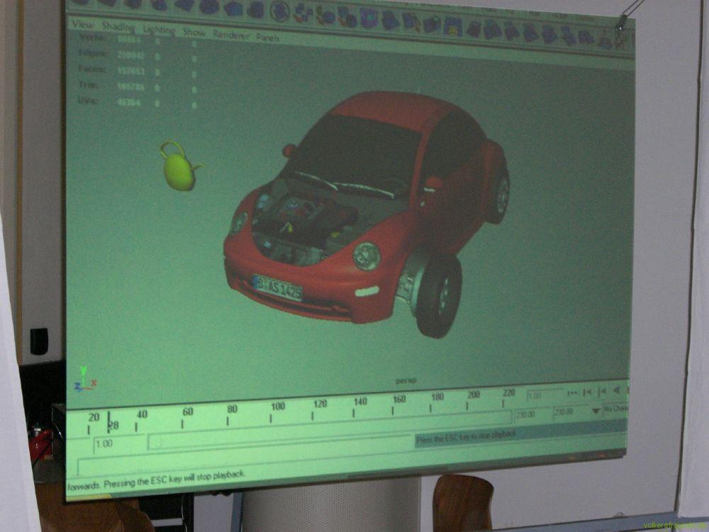 intelligent car repair
